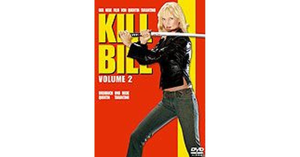 Kill Bill  Volume 2  Blu-ray  - Hitta bästa pris f2315d09c34e7